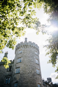 Tower of Kilkenny Castle, Kilkenny, Ireland