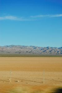 USA, Nevada, desert, rock formations