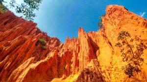Red Canyon in Mui Ne, Vietnam