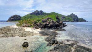 View of Kuata Island, Fiji