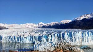 Perito Moreno Glacier at El Calafate, Argentina