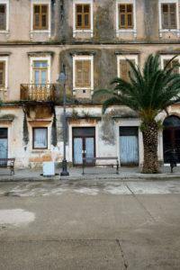 Europe, Mediterranean, Adriatic, Croatia, Hvar, Stari Grad, street scene
