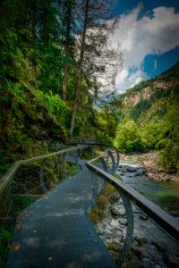 Italien, Südtirol, Alpen, wandern, Passer, Passerschlucht, Schlucht