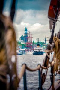Deutschland, Hamburg, Elbe, Hafen, Hafengeburtstag,  Einlaufparade