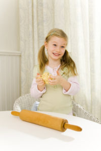 girl, cookie dough, kneading, smiling, semi-portrait, series, people, child, blond, long-haired, rolling pin, dough-scooters, dough, cake mixture, kneading, activity, household, housework, independence, joy, childhood, bakes freely, contentment, indoors, symbol, christmas, advent, christmas-bakery,