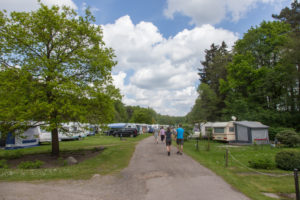 Campsite to the Örtzewinkel
