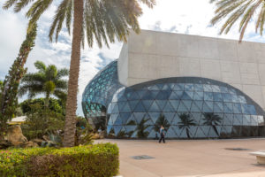 Dalí Museum, St. Petersburg, Florida, USA