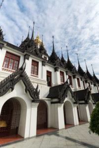 Wat Ratchanatdaram Tempel in Bangkok