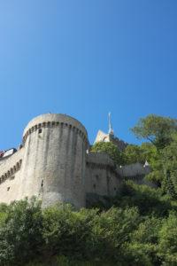 Mont-Saint-Michel Turm