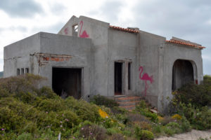 unfinished building, financial crisis in Portugal