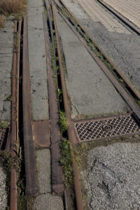disused tracks
