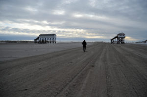 Sankt Peter-Ording beach