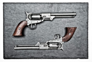 Revolver, colts, front-loaders, pistols for fighting a duel, western,