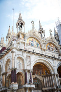 St Mark's Basilica, cathedral, Venice, Italy