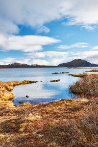 Iceland, Golden Circle, Thingvellir National Park, southwest, Lake Thingvallavatn