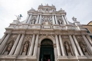 Church of Santa Maria del Giglio in Venice