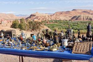Ait Benhaddou, crafts, creative, Morocco, commerce