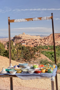 Ait Benhaddou, crafts, Morocco, commerce