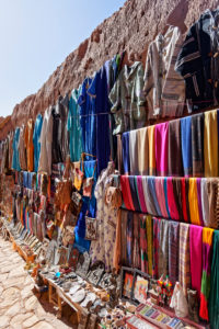 Ait Benhaddou, crafts, creative, Morocco, commerce