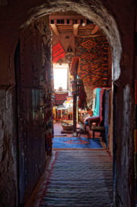 Ait Benhaddou, crafts, creative, Morocco, carpets, traditional, culture, commerce, atelier