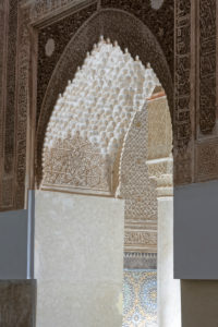 architecture, decorative alabaster, creative, doorway, Marrakech, Morocco, Saadian Tombs, Islamic, Arabic, religion, design, archaeology
