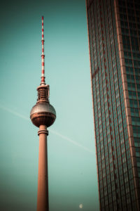 Streets of Berlin: Alexanderplatz and Alex