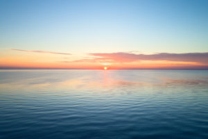 Summer, sun, blue sky, beach, Baltic Sea, Mecklenburg-Vorpommern, Germany, Europe