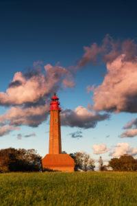 Flügger lighthouse, island Fehmarn