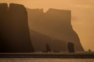 Coastal impression, Faroe Islands