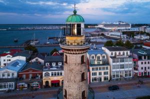 Rostock-Warnemünde Lighthouse