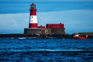 Longstone Island Lighthouse, Farne Islands, England