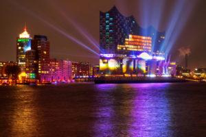 Elbe philharmonic, Hamburg harbour