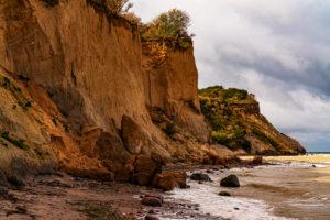 Cliff Enddom, Hiddensee Island