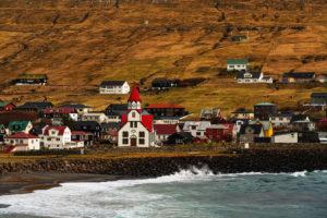 Sandavágur, Vágar Island, Faroe Islands