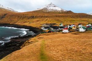 Gjógv, Eysturoy Island, Faroe Islands