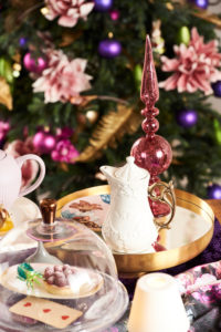 Opulent and elegant Christmas, Christmas decoration