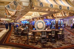 Casino, interior, Las Vegas, Nevada, USA