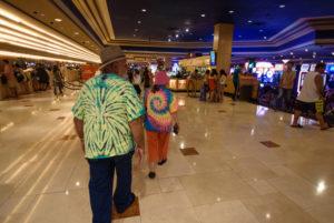 Im Casino in Las Vegas, Nevada, USA