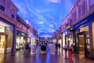 Unterwegs in Las Vegas, Nevada, USA
