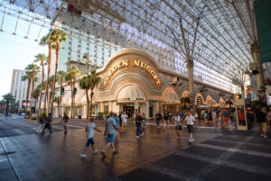 Discovering the streets and casinos of Las Vegas, Nevada, USA