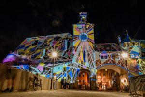 Während dem Weltkulturerbe Tag erstrahlte die Altstadt von Regensburg in einem ganz besonderen Licht
