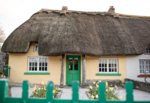 Special Architecture in Adare, Ireland