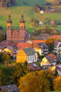 Germany, Baden-Wuerttemberg, Breisgau-Hochschwarzwald, Black Forest, Saint Peter