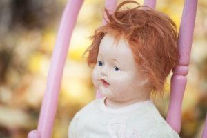 Vintage Child's Doll