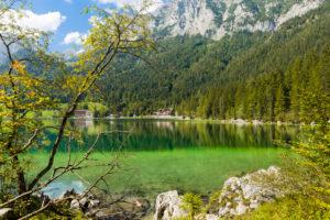 Berchtesgaden, Alps, Hintersee, Schottmalhorn