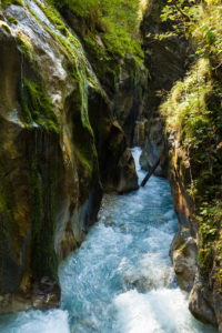 Berchtesgaden, Alps, Wimbach gorge, Ramsau