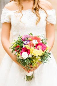 Hochzeit, Brautstrauß, Blumen, Dekoration, Hochformat