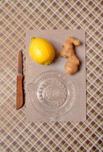 Ginger, the body's defences, ginger tea, precaution