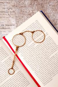 Visual help, medicine, health, glasses