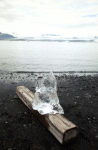 Jökulsárlón, Eis, Island, Strand